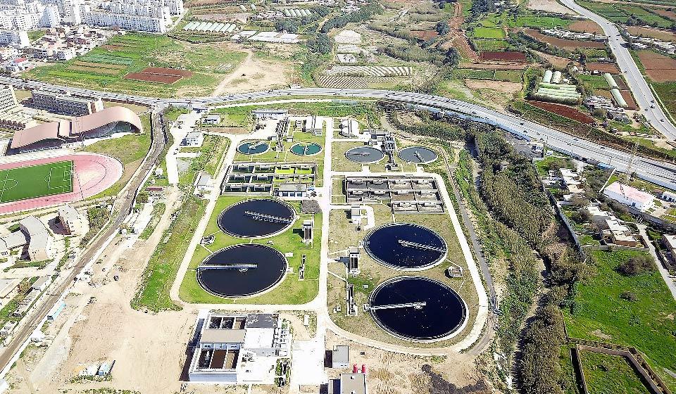 Epuration des eaux usées