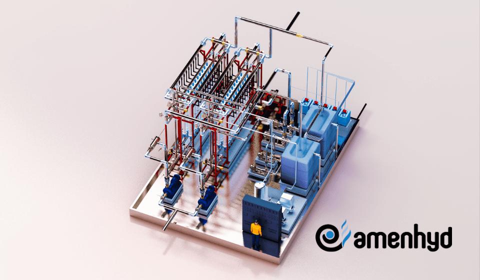 Amenhyd SPA branche R&D partie prenante dans la sécurité hydrique du pays